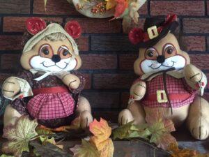 Happy Thanksgiving Squirrels
