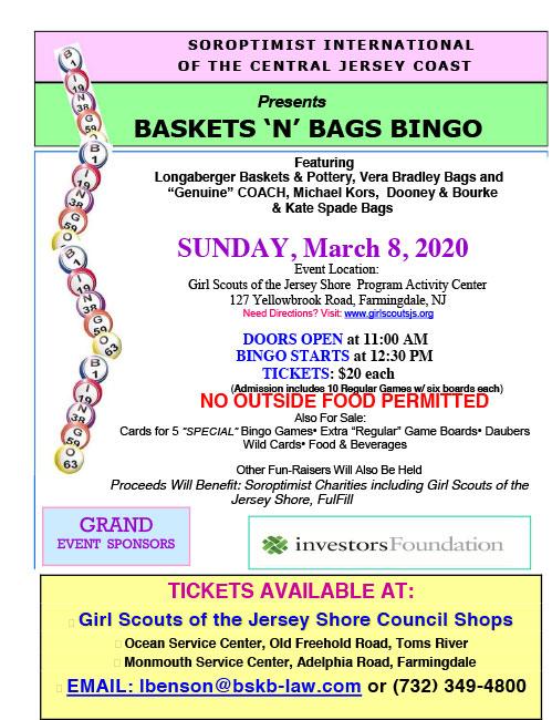 Baskets & Bingo