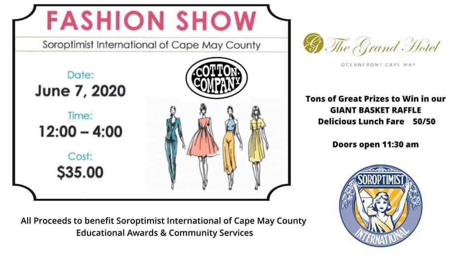 Cape May Fashion Show