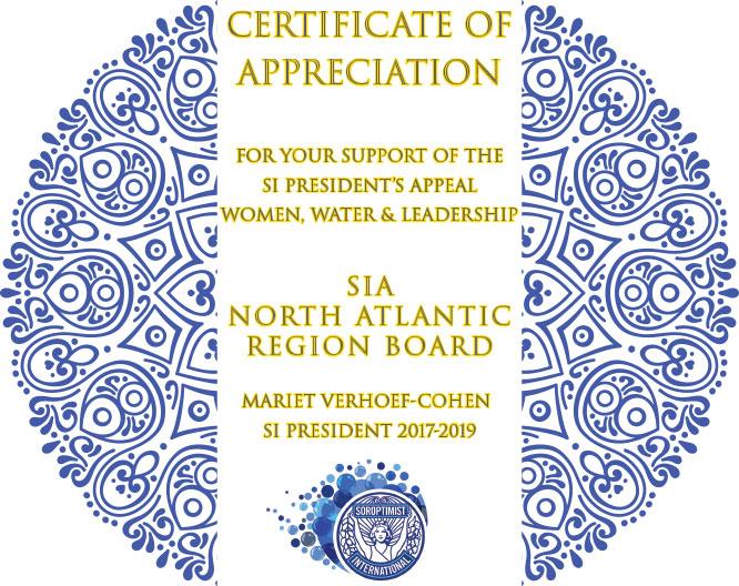 WWL Certificate