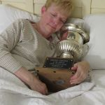 Sleeping with Trophy